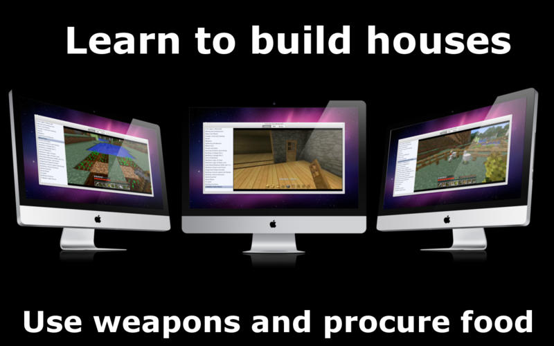 Tutorials for Minecraft - unofficial training guide for Minecraft Newbies