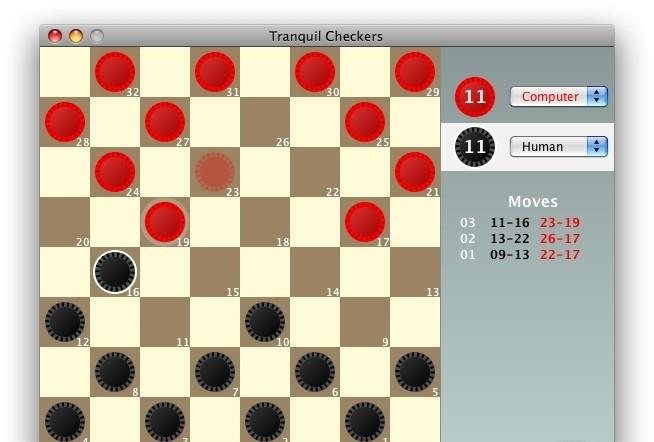 Checkers 1.1