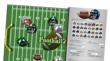 Footballz 1.2.2 teams