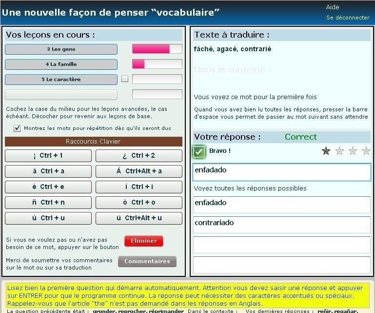 LanguageTutor FR+SP 1.6.7