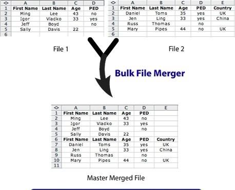 Bulk File Merger 1.9
