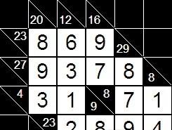 Best Kakuro 3.1.1 solve