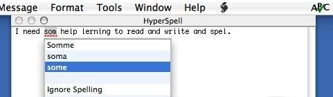 HyperSpell 1.3.1 punjabi spellchecker