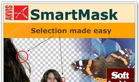 AKVIS SmartMask v.1.2 Plugin for photoshop l 9.8mb(rar size) AKVIS SmartMas