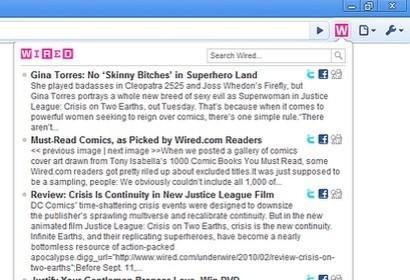 Wired 1.7.0.5