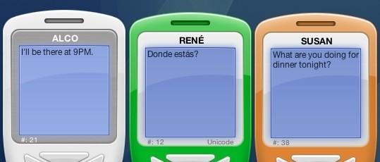 Send SMS 2.6