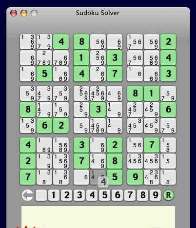 Sudoku Solver 0.8.8