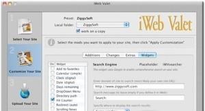 iWeb Valet 2.4.2