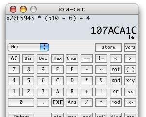 Calc X 1.0