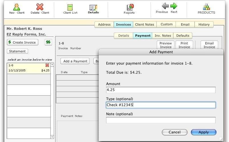 CG Invoicer 2.4.3