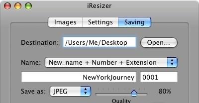 iResizer 1.0