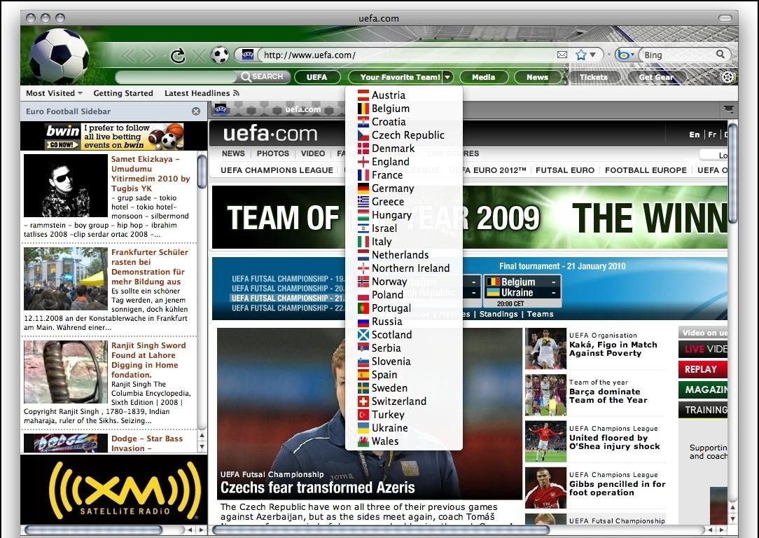 Euro Football 2.0.1