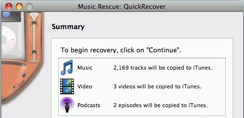 Music Rescue 4.5