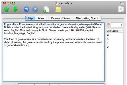 SlipBox 0.9.7