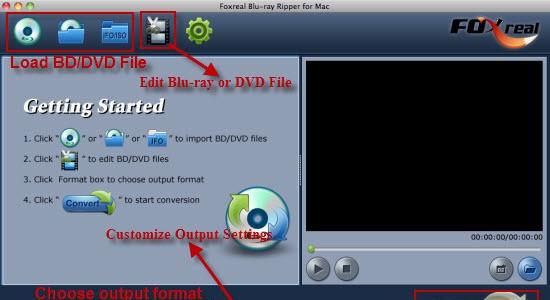 Foxreal Blu-ray Ripper 1.0.1.0