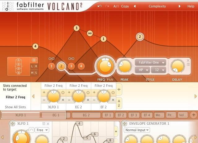 FabFilter Volcano 2.11