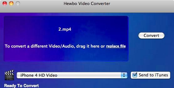 Hewbo Video Converter 2.00