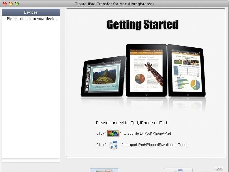 Tipard iPad 2 Transfer 3.3.22